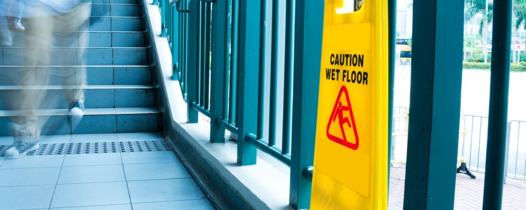 Louisville Personal Injury Lawyers for SLips trips and falls